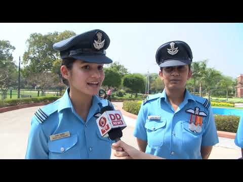 Exclusive #narishaktipuraskar: Meet India's First Women Fighter Pilots!