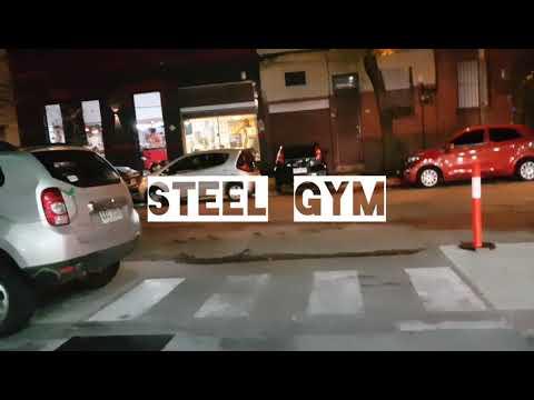 Steel Gym - Montevideo,Uruguay