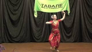 Центр инд. и вост.культуры Бхарати, танец (08.10.2011)