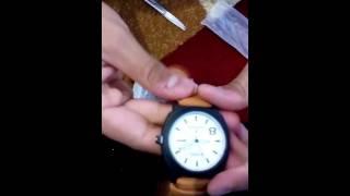 видео Часы мужские с солнечной батареей для рыбалки с подсветкой. Часы Casio на солнечной батарее (Tough Solar)