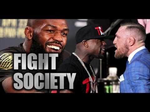 Jon Jones' Coach Brandon Gibson on Lesnar and Boxing Coach Angelo Reyes on Mayweather vs McGregor