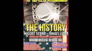 VIRTUAL DANCE THE HISTORY SESION PROMO ISMAEL LORA 31-10-12