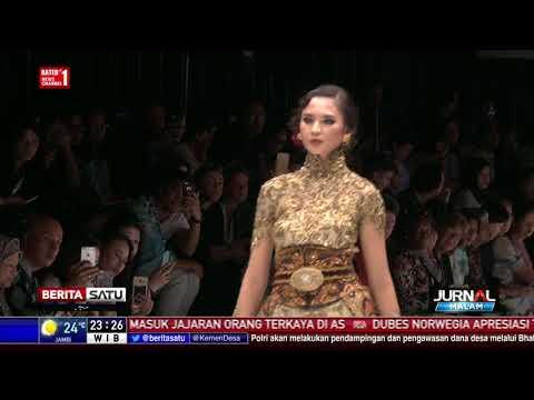 Jakarta Fashion Week 2018 Bertema Bhinneka dan Berkarya