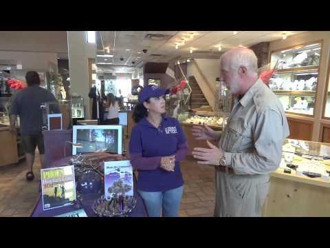 Sami's Amethyst Mine Tour Testimonial From Rock Hound