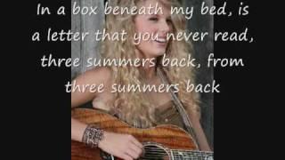 Tim McGraw- Taylor Swift- Acoustic Karaoke