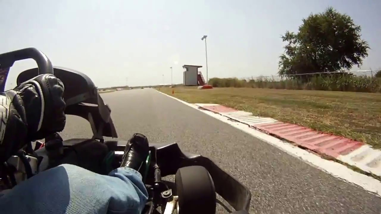 Dallas Karting Complex - 8/10/13 - YouTube