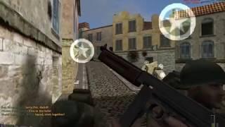 Day of Defeat (Half Life Mod): Sturmbot Match on Avalanche Map