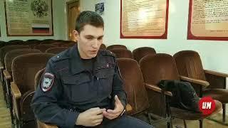 Участковый Василий Мартынов спас пятимесячную девочку