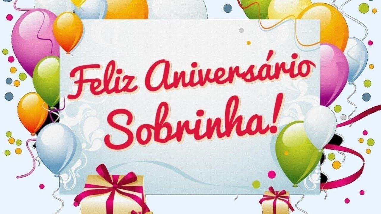 Beijo De Parabéns Para Sobrinha: Mensagem De Aniversário Sobrinha Voz Feminina 24