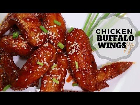 Buffalo Wings Recipe  ( Chicken Wings ) - Pinoy Recipe