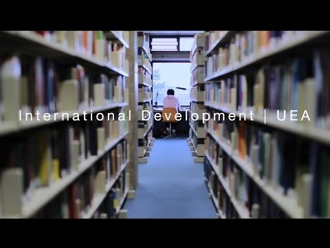 International Development | University of East Anglia (UEA)