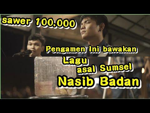 Di Sawer 100.000 - Nasib Badan Lagu Asal Baturaja Sumsel | Adlani ft Tri Suaka Pendopo Lawas Jogja