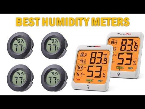 Best Humidity Meters : Top 5 Humidity Meters Reviews