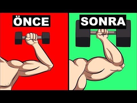 Daha Güçlü Kollar İçin 6 Egzersiz Hareketi
