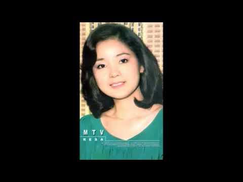 鄧麗君 一揮衣袖 *(粵語) 勢不兩立 專輯 1980 - YouTube