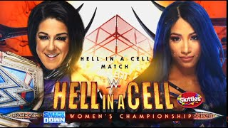 Sasha Banks vs. Bayley - WWE HELL IN A CELL 2020 [Official Promo]
