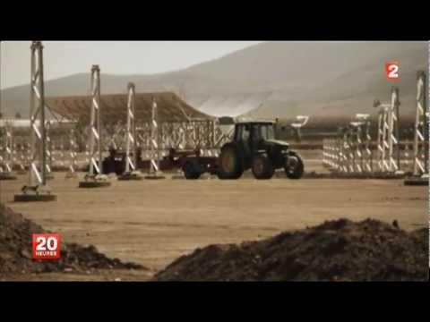 Désertec : L'énergie du printemps Arabe