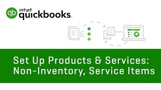 How to Set Up Products & Services: Organize & List | QuickBooks Online Tutorial 2018
