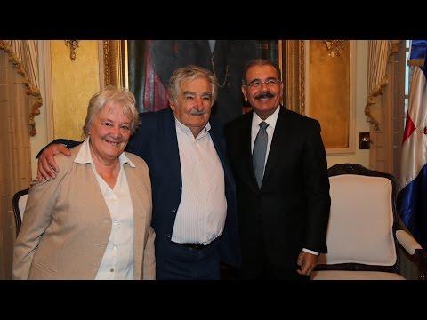 Pepe Mujica: No sé cómo hacen con impuestos tan bajos; gobierno Danilo es milagroso