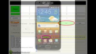 Como Revivir I9100 Samsung S2 Firmware Flashear Mega