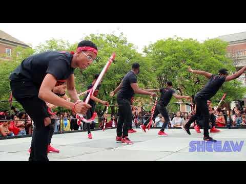 2018 UMD Block Show - Kappa Alpha Psi