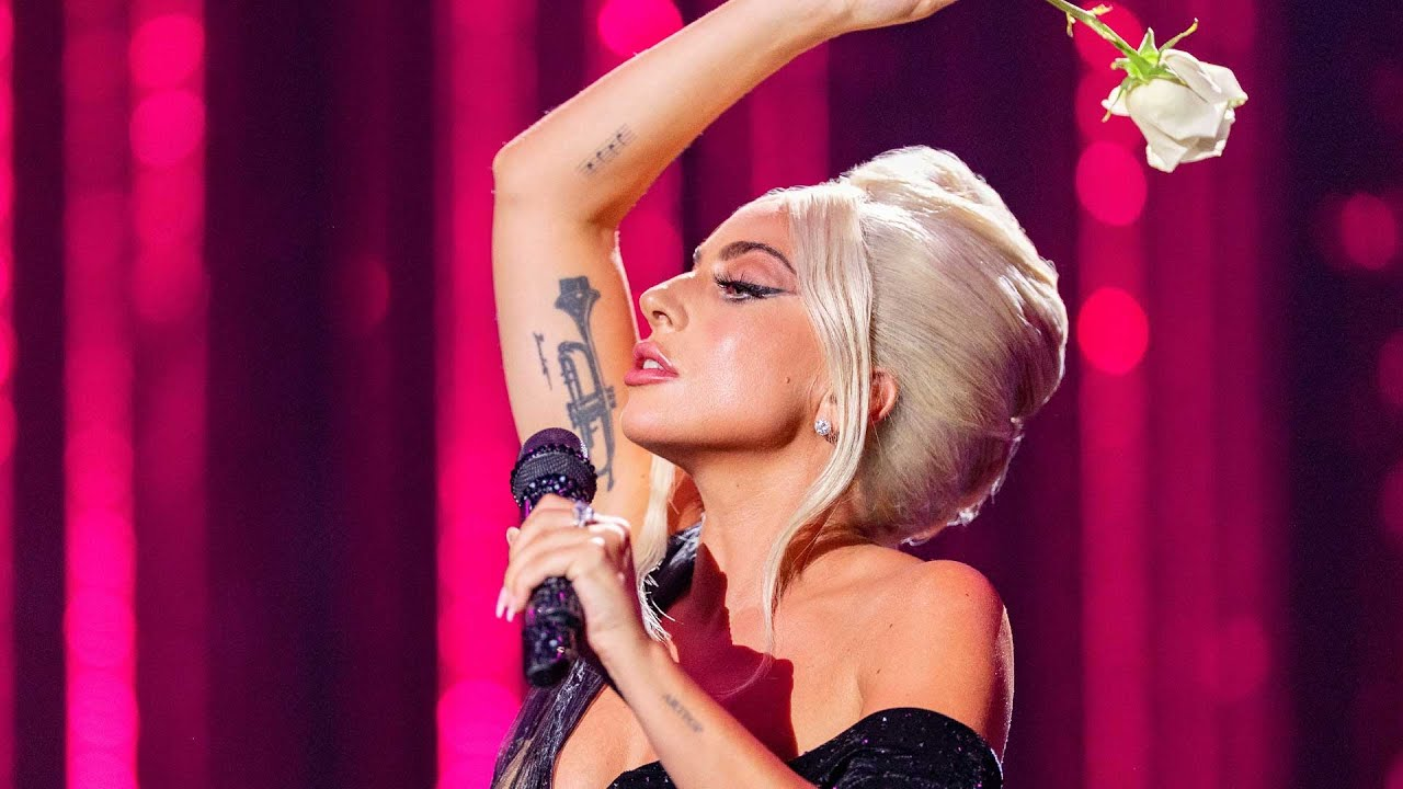 Lady Gaga Celebrates Love For Sale (Presented by Westfield)