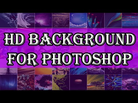 How To Download HD Background For Photoshop