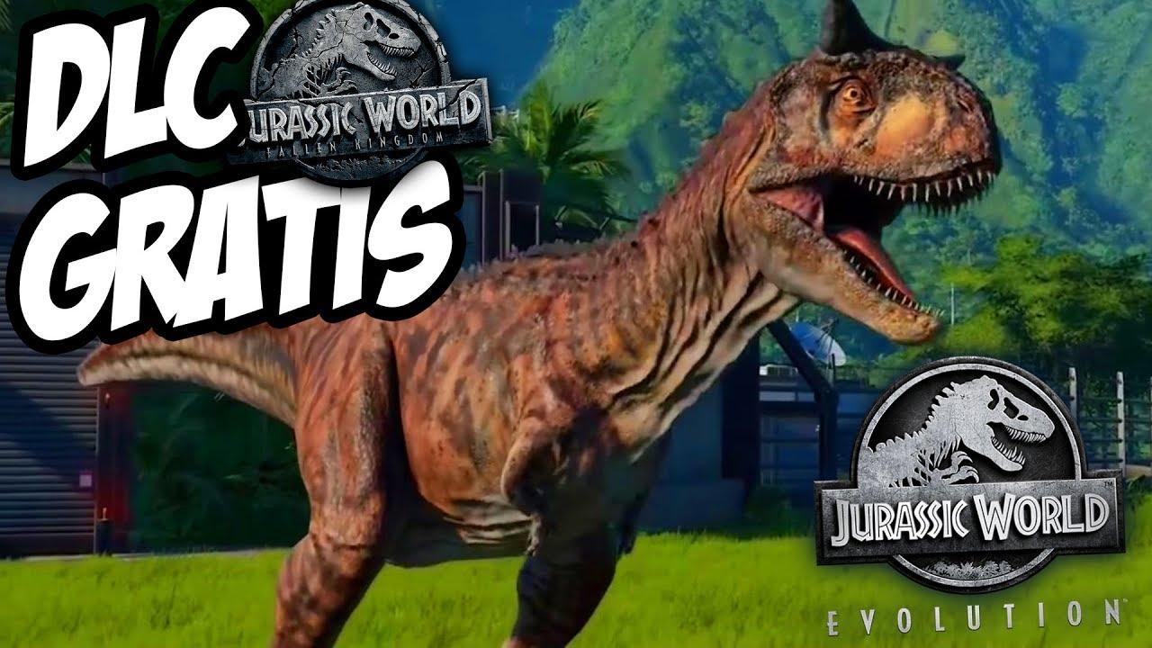 Jurassic World Evolution Dlc