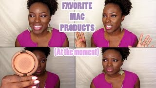 ☺ MY FAVORITE MAC PRODUCTS ☺