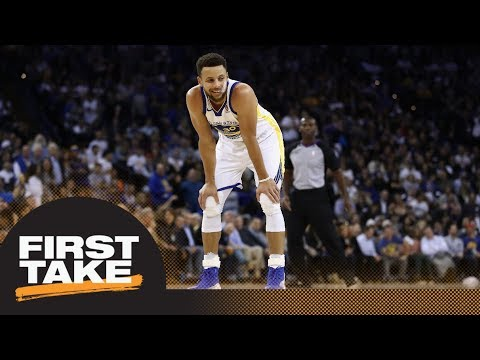 Stephen A. and Max debate Warriors biggest competition right now | First Take | ESPN