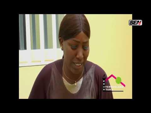 Ecoutez ce que Yama a dit à Alima Ndione  en direct
