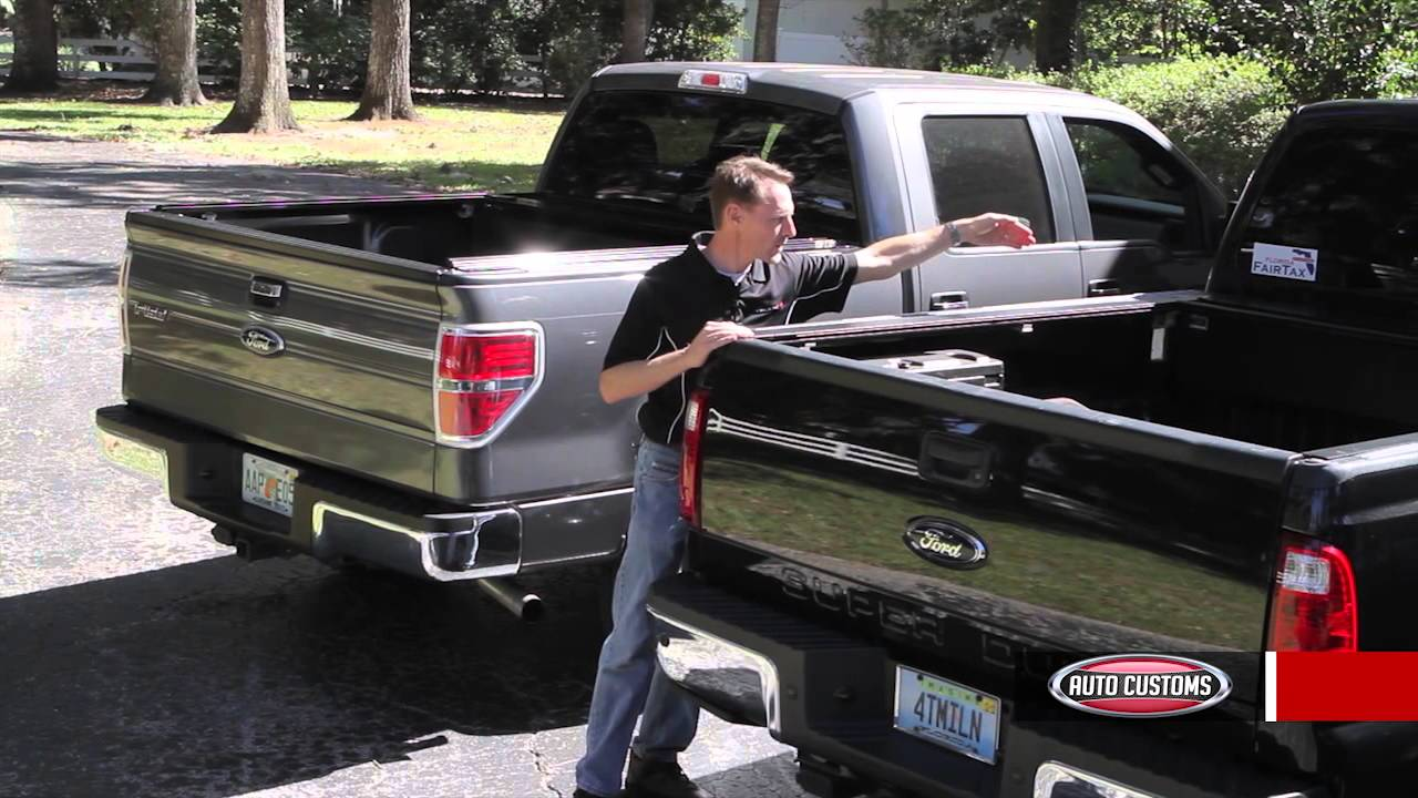 rollup bed cover retractable covers tonnopro tonneau loroll truck lg