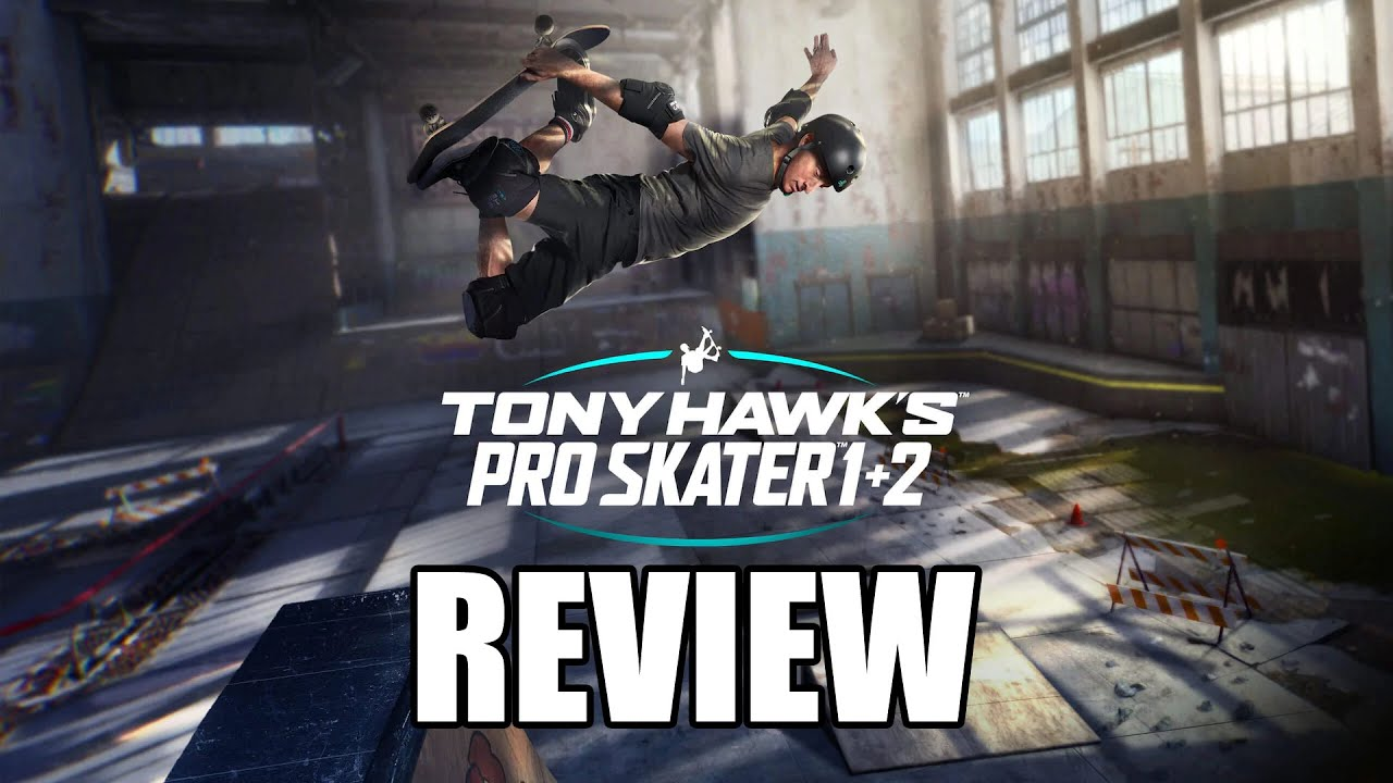 Tony Hawk's Pro Skater 1+2 Review - The Final Verdict (Video Game Video Review)