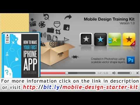 Mobile Design Starter Kit - Become a Mobile Design Rockstar