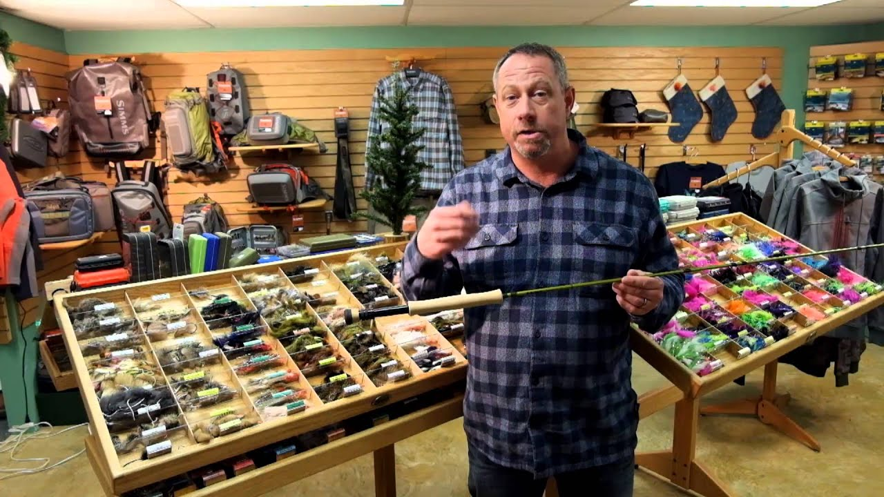 Let 39 s talk about the sage pulse with george cook youtube for Alaska fly fishing goods