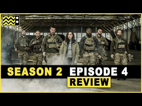 Six Season 2 Episode 4  & Reaction  AfterBuzz TV