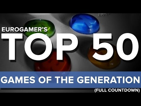 Eurogamer's Games of the Generation: The top 50
