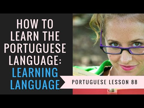 how to learn portuguese online (learning language)