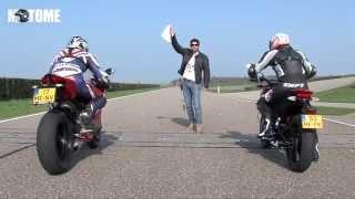 Motor Test: Elektrische motor vs Verbrandingsmotor - MotoMe - S2/03
