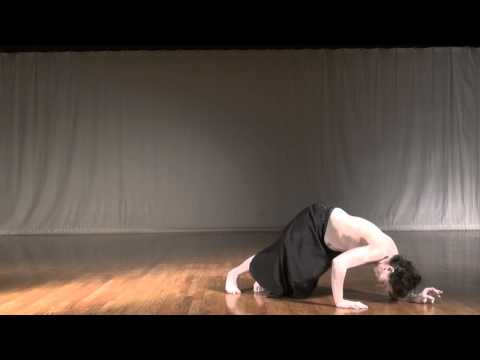 """Sacred Disease"" by Holly Chernobyl, Butoh Open, SEATTLE BUTOH FESTIVAL 2012"