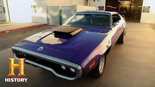 Counting Cars: Danny's 1971 Road Runner Has HEART & SOUL (Season 4) | History