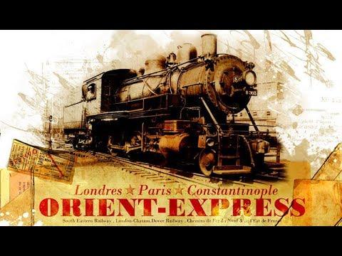 "[JDR Cthulhu FR] ""Terreur sur l'Orient Express""  #01"