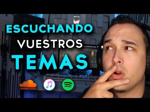 Feedback Electrónico vol 2!!  Reaccionando a canciones de suscriptores!! | Escucho y Analizo temas
