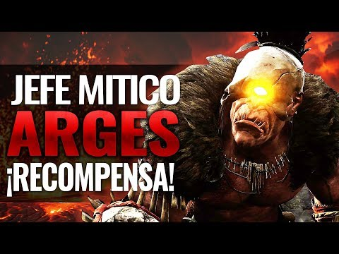 Assassin's Creed Odyssey | ESPECIAL JEFE ARGES Criatura Mítica (Cíclope) + Recompensa MARTILLO thumbnail