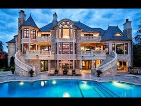 The best footballer houses youtube for Nice house images