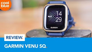 Garmin Venu SQ - Review