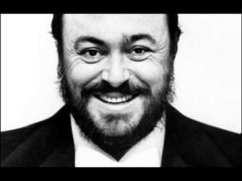 Luciano Pavarotti Caruso (HD)