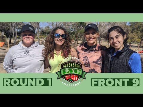 2020 Las Vegas Challenge • R1F9 • Paige Shue • Jessica Weese • Catrina Allen • Eveliina Salonen