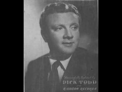 I Get Along Without You Very Well (Except Sometimes) (1939) - Dick Todd