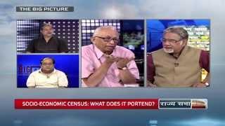 The Big Picture - Socio-economic census: What does it portend?